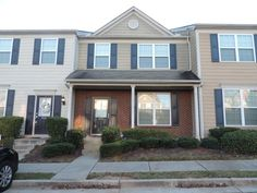 Property Records, Home Values, Townhouse, Schools, Atlanta, Bathrooms, Real Estate, Windows, Building