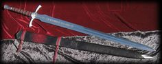 Truth - Sword of the Seeker. Functional Custom Swords by Fable Blades
