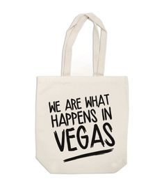 We are what happens in Vegas! #wedding #bridesmaids #vegas  http://weddingbags.com/