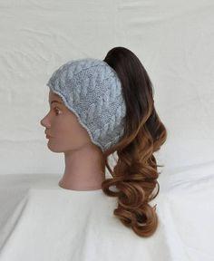 920d7d112ff Bandeau Headband Spécial cheveux longs Femme   Fille Cheveux Long Femme