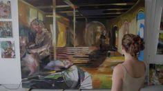 Natalie Frank by SandenWolff. Natalie Frank - Brooklyn-based painter