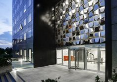 Bianchini Office Building, Rome, 2013 - One Works
