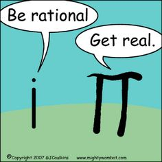 Rational & real numbers