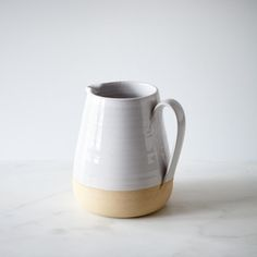 Medium Farmer's Pitcher on Provisions by Food52