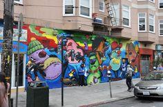 Haight street. San Francisco