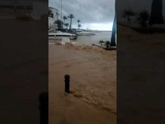 Costa del Sol on red alert for severe weather and flooding - the Olive P...