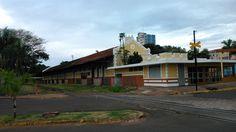Centro cultural antiga Estação Ferroviária