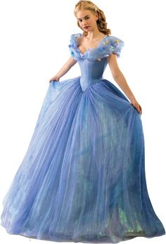 Lily James as Cinderella-Full Body 2 PNG by nickelbackloverxoxox on DeviantArt