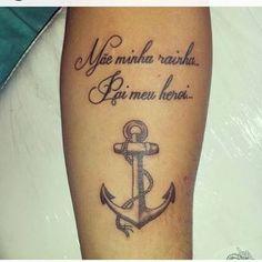 Resultado de imagem para tatuagens pai e mae Skull, Studio, Tattoo For Son, Daddy Tattoos, Sunflower Wallpaper, Male Tattoo, Facades, Tattoo Ideas, Studios