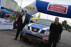 Robert Kufel, Dominik Samosiuk, Nissan Navara Blue T2