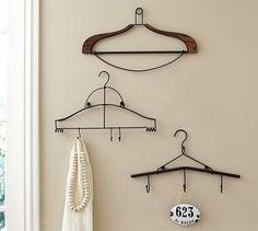 One rule: No more wire hangers. | 28 Easy Solutions To Your ClosetProblems