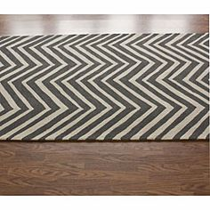 Alexa Chevron Wool Rug $285.59