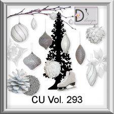 Vol. 293 - Winter - Christmas by Doudou's Design  cudigitals.com cu commercial scrap scrapbook digital graphics#digitalscrapbooking #photoshop #digiscrap