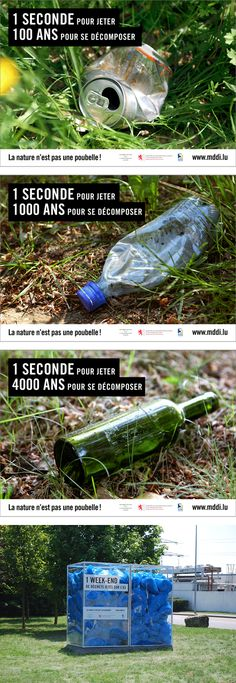 Le MDDI dit stop au « littering Teaching Themes, Learning Resources, French Phrases, World Languages, Slow Travel, The More You Know, Positive Attitude, Mother Earth, Conservation