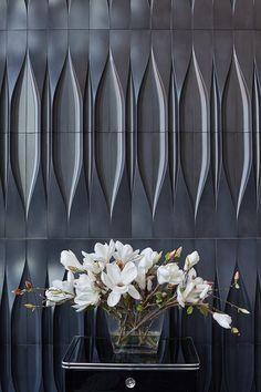 Concrete tile design for KAZA Concrete. House Painting Cost, 3d Panels, Modelos 3d, Concrete Tiles, Wall Patterns, Wall Treatments, Tile Design, Facade Design, House Design