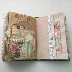 Handmade Journals, Handmade Books, Art Journal Pages, Journal Cards, Glue Book, Fabric Journals, Creative Journal, Junk Art, Art Journal Inspiration