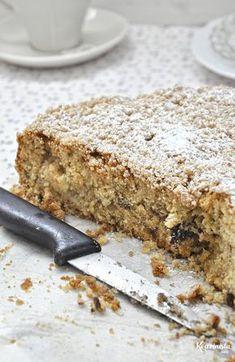 Νηστίσιμο κέικ με χαλβά και μήλο / Vegan apple halva cake Greek Desserts, Greek Recipes, Sweet Cooking, Cake Bars, Gluten Free Cakes, Healthy Treats, Healthy Recipes, Finger Foods, Banana Bread