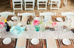 Rustic chic beach. Photography by volatilephoto.com, Wedding Planning, Styling   Floral Design by lovelylittledetails.com
