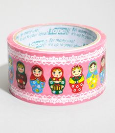 Russian Doll tape