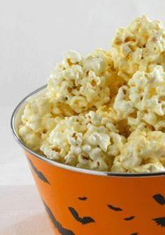 Oooey-Gooey Popcorn Balls - Recipe | ReadySetEat