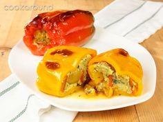 Peperoni ripieni: Ricetta Tipica Abruzzo | Cookaround
