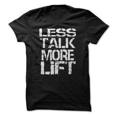 We like the idea of wearing Fitness TShirts so much we found a fitness apparel product line that is so cool!1 You pick and choose the message you want to wear. We need to motivate ourselves daily! We feel these Tshirts are beneficial in helping to do just that!