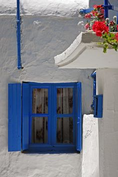 White + Blue of Aegina, Greece