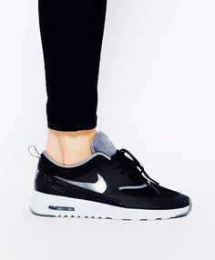 new product 41320 a6f89 add a caption   style, black and clothes. Svarta SneakersSkor ...