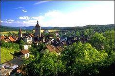 Orgelet, Petite Cité Comtoise de caractère dans le Jura