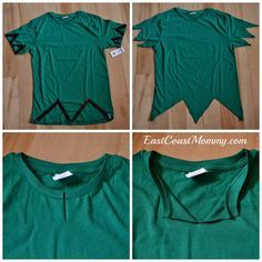 tunic for peter pan - Google Search