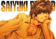 Saiyuki (Son Goku (Saiyuki)) WOAH puberty much