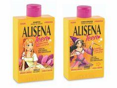 Kit Shampoo E Condicionador Alisena Teen Muriel Novo Oferta