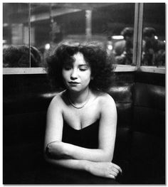 Robert Doisneau. Mademoiselle Anita. Paris 1951