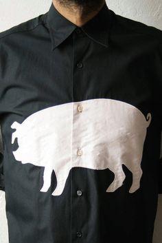 Moschino Pig Shirt