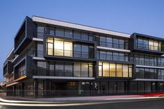 nuno ladeiro   marco martins inserts cubed apartment building - designboom | architecture