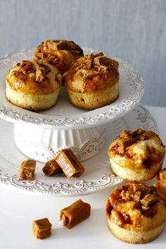 Just My Delicious: Muffiny z Krówkami