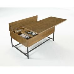 Progressive Furniture Viero Place Coffee Table with Lift Top & Reviews | Wayfair