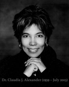The death of Claudia J. Alexander, a phenomenal woman of science, was totally overlooked by the social media world. WHY IS THAT??! Well let me educate you just a little bit. Claudia J. Alexander, a NASA scientist who oversaw the dramatic conclusion of the space agency's long-lived Galileo mission to Jupiter and managed the United States' role in the international comet-chasing Rosetta project, died July 11 at Methodist Hospital of Southern California in Arcadia. She was 56. The cause was…