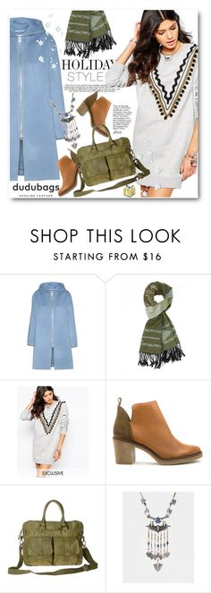 """""""Holiday Style: Oversized Dresses"""" by svijetlana ❤ liked on Polyvore featuring мода, Acne Studios, Charlotte Russe, Reclaimed Vintage, Miista, ASOS и vintage"""