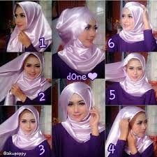 Image result for tutorial kebaya hijab