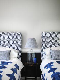 Korla - House & Garden, The List---fresh blue and white.