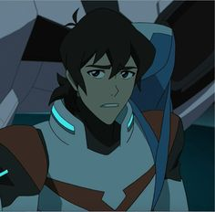 Keith's moment from Voltron Legendary Defender season 2