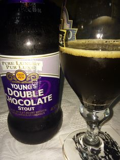 YOUNG's Double Chocolate Stout @ The House