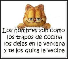 LOS HOMBRES SON..