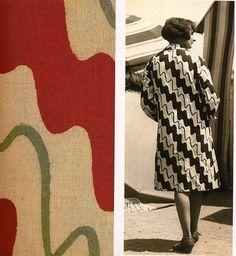 Sonia Delaunay Fashion & Fabric Design