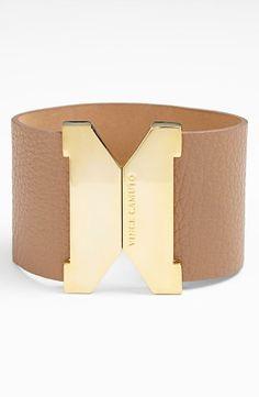 Cyber Monday Deal: Vince Camuto Faux Leather Bracelet, 50% Off