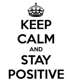 Stay positive!  #life #positive #style #application #app #world #photo