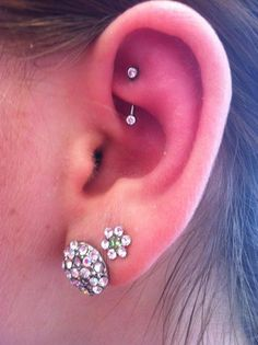 I want this ring for my rook piercing