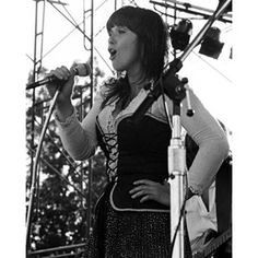 Ann Wilson HEART in the 70s
