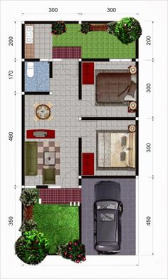 A plan is a graphical representation of something based on a parallel projection or orthographic view of a horizontal plane, plan design 2bhk House Plan, 3d House Plans, Small House Floor Plans, Model House Plan, Home Design Floor Plans, Vintage House Plans, House Layout Plans, House Blueprints, House Layouts